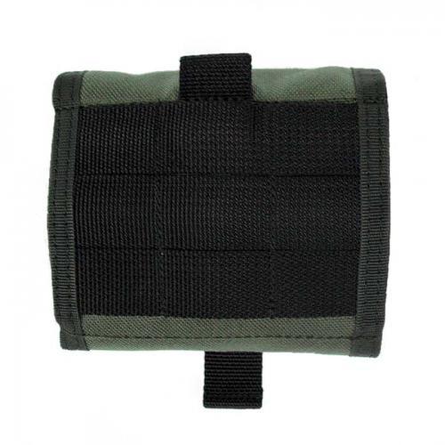 ...подсумок-трансформер, который вмещает в себе полноценный рюкзак.