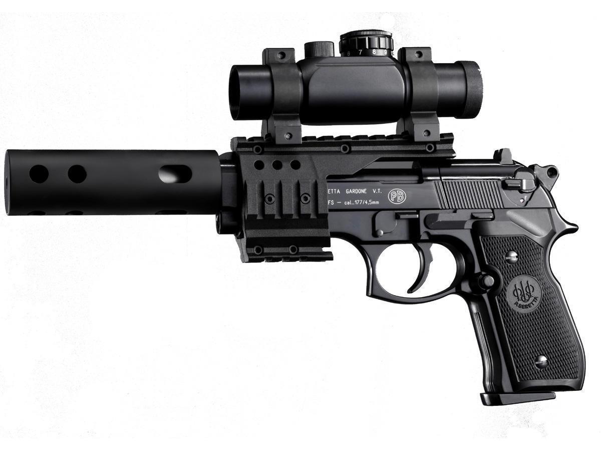 Пневматический пистолет beretta xx treme umarex