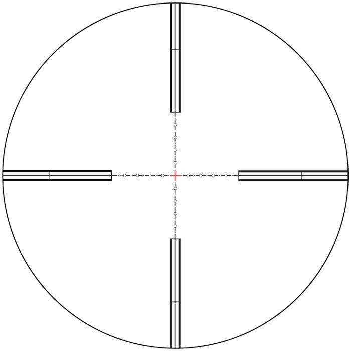Оптический прицел Nightforce 5-25x56 34мм B.E.A.S.T, .25 и .50 MOA, с подсветкой (MD2.0)