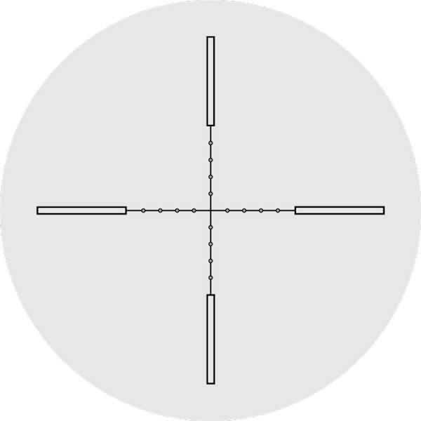 Оптический прицел Nightforce 2.5-10x32 30мм NXS Compact, .250 MOA, с подсветкой (MIL-DOT)