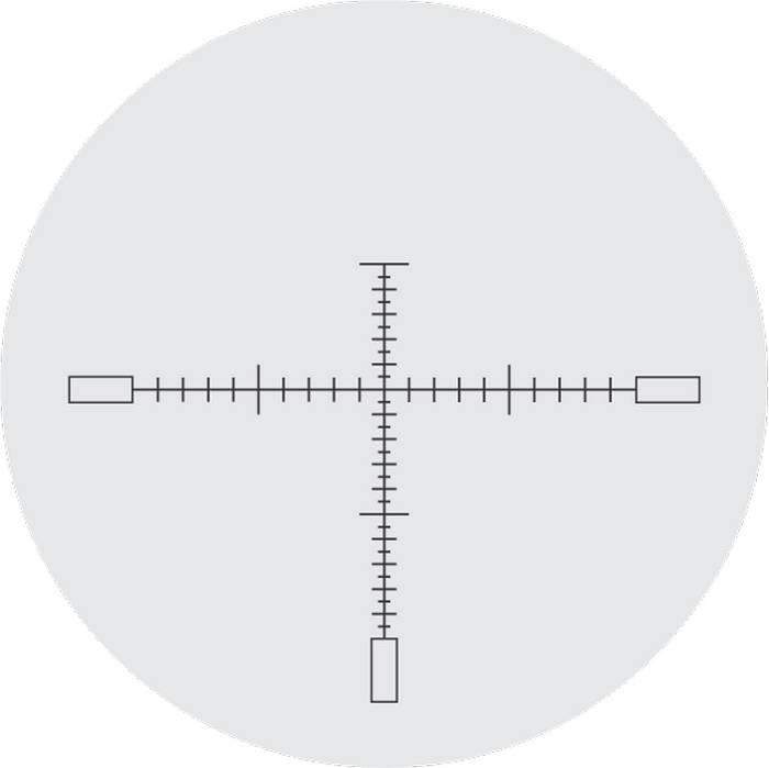 Оптический прицел Nightforce 5.5-22x50 30мм NXS, .250 MOA, с подсветкой (NP-R1)