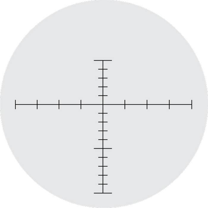 Оптический прицел Nightforce 5.5-22x56 30мм NXS, .250 MOA, с подсветкой (NP-R2)