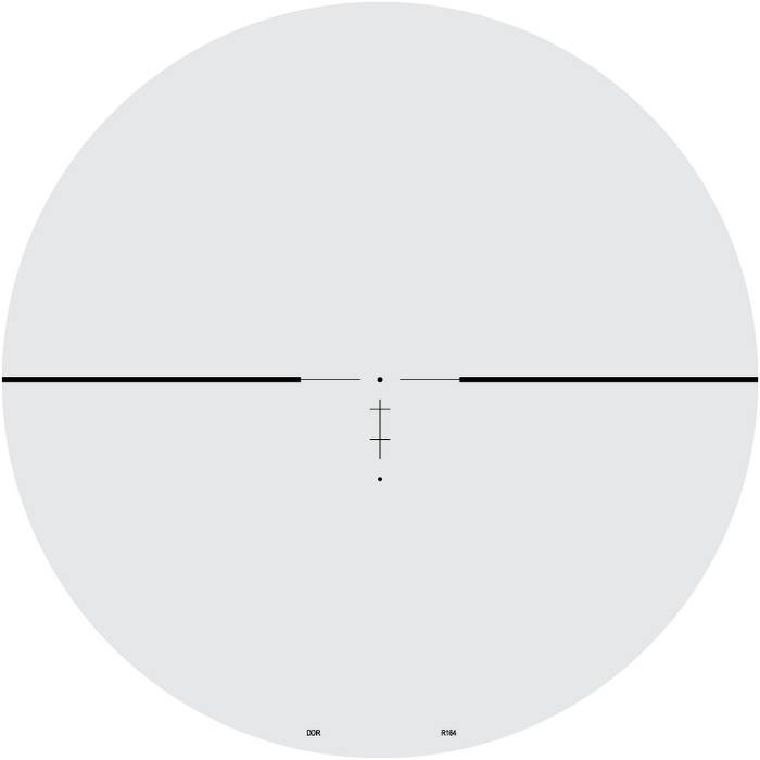 Оптический прицел Nightforce 15-55x52 30мм Competition, .125 MOA, без подсветки (DDR)