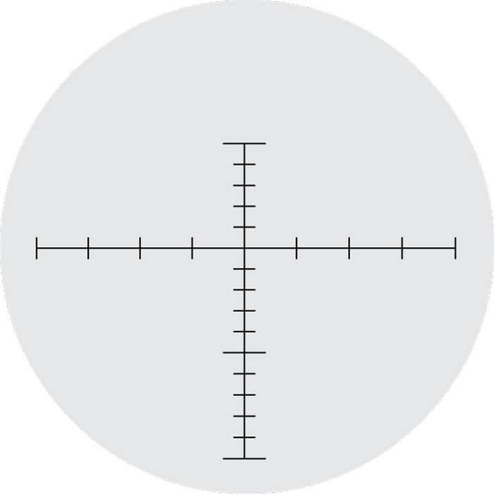 Оптический прицел Nightforce 12-42x56 30мм Precision Benchrest, .125 MOA, с подсветкой (NP-R2)