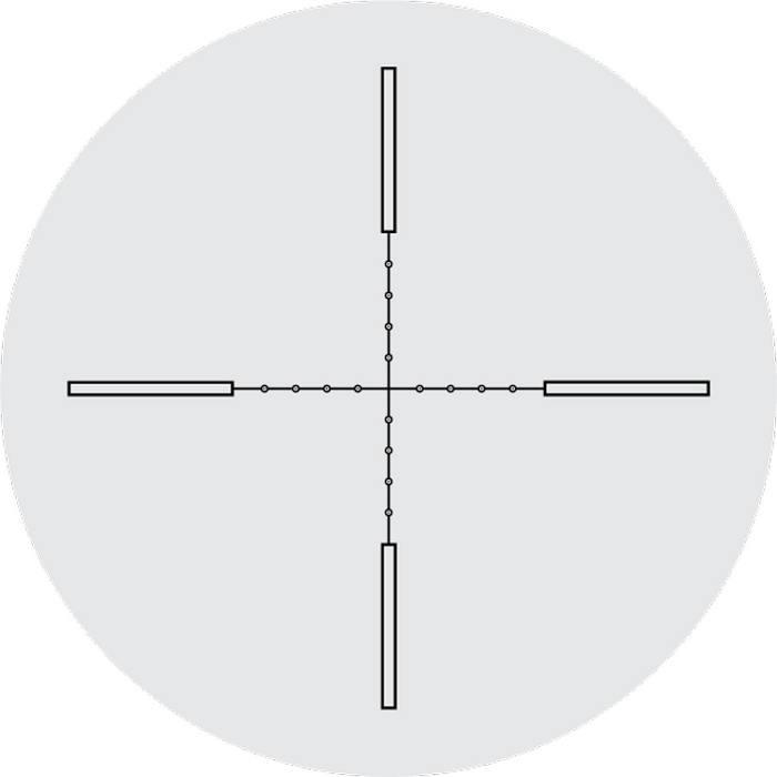 Оптический прицел Nightforce 12-42x56 30мм Precision Benchrest, .125 MOA, с подсветкой (MIL-DOT)