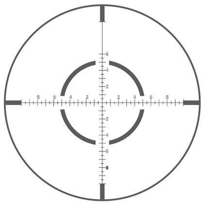 Оптический прицел U.S. Optics 6x28 30мм ST-6 (JNG MIL)