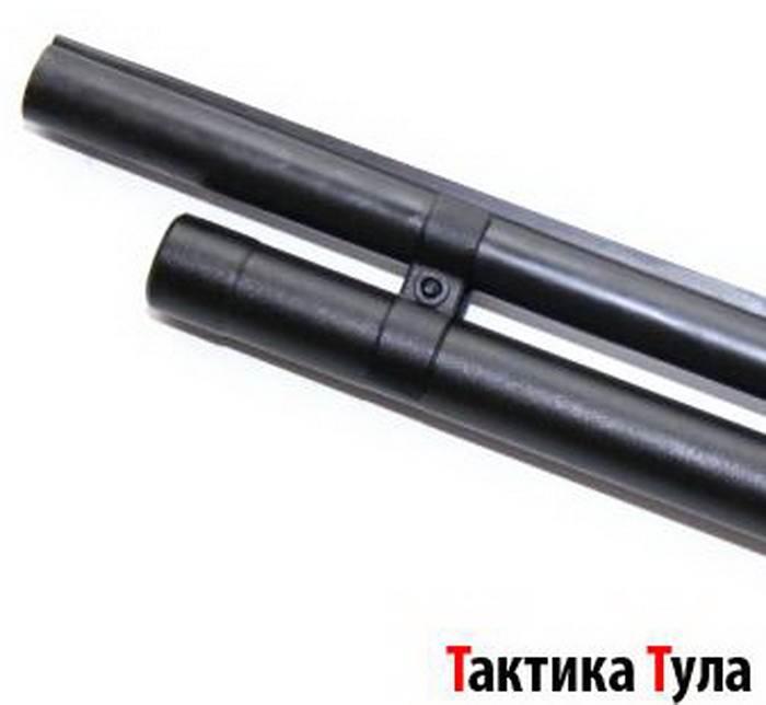 Удлинитель подствольного магазина Тактика Тула МР 133 ,153 /4 (четыре патрона) 40013