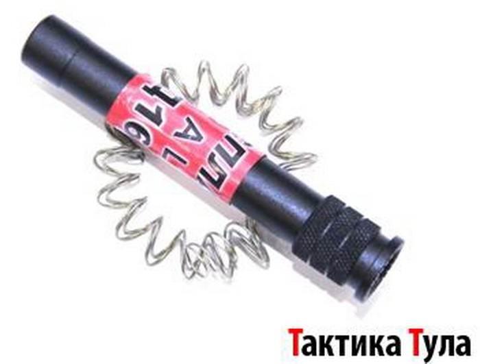 Удлинитель подствольного магазина Тактика Тула REMINGTON 870 ,11-00 ,11-87 /2 (два патрона ) 40021