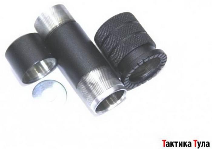 Удлинитель подствольного магазина Тактика Тула WINCHESTER Sх 3 /1 (один патрон ) 40050