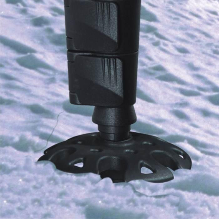 Опора для оружия Vanguard PRO M72, 1 нога, высота 85.5-183 см