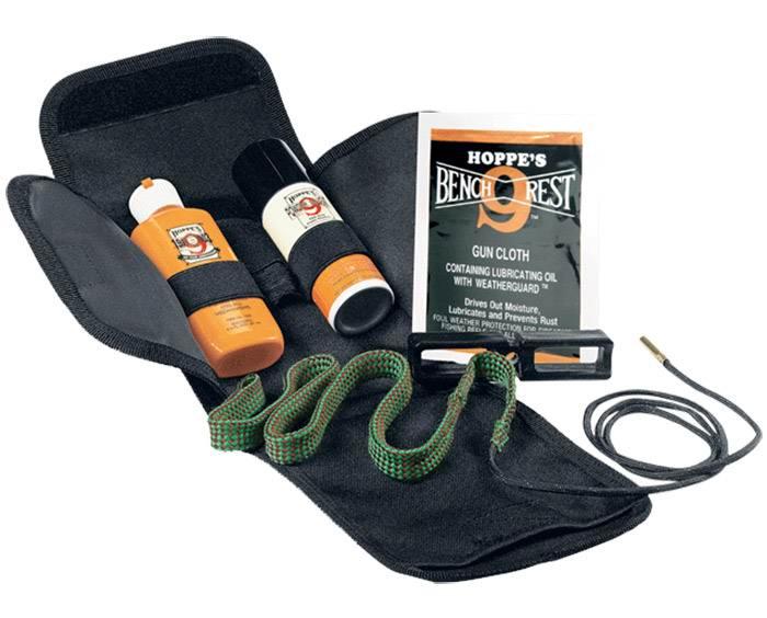 Набор для чистки оружия Hoppes с гибкой змейкой, 30 калибр, 34015