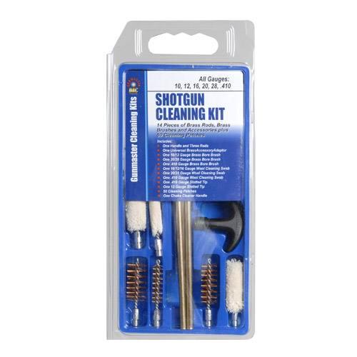 Универсальный набор для чистки DAC для гладкоствольного оружия, 14 предметов, SGK116