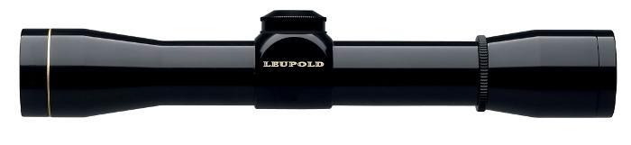 Оптический прицел Leupold FX-I Rimfire 4x28 (25.4mm) матовый (Fine Duplex) 58680