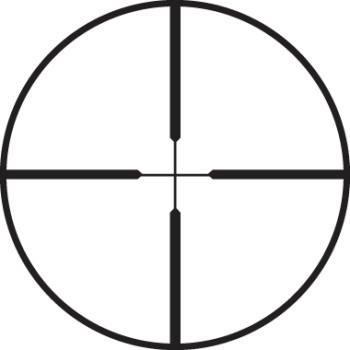 Оптический прицел Leupold VX-3 1.5-5х20 (25.4mm) глянцевый (Duplex) 66360
