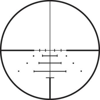 Оптический прицел Leupold VX-3 4.5-14x40 (25.4mm) AO матовый с отстройкой  (Varmint Hunters) 66440