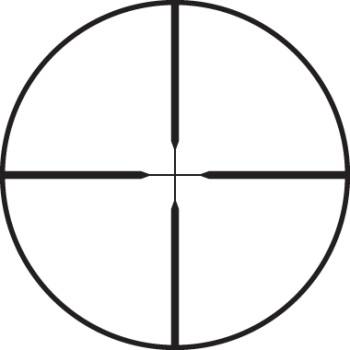 Оптический прицел Leupold VX-3 6.5-20x40 (25.4mm) EFR Target матовый (Fine Duplex) 66565