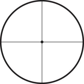 Оптический прицел Leupold VX-3 6.5-20x40 (25.4mm) EFR Target матовый (Target Dot) 66570
