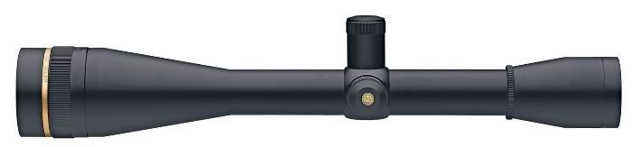 Оптический прицел Leupold FX-3 Silhouette 25x40 (25.4mm) AO матовый с отстройкой (3/8 min. Leupold Dot) 66845