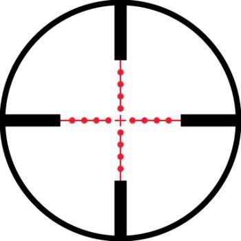 Оптический прицел Leupold Mark 4 LR/T 3.5-10x40 (30mm) M3 матовый с подсветкой (Mil Dot) 67945