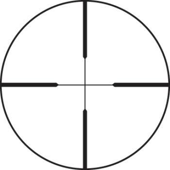 Оптический прицел Leupold VX-2 Ultralight 3-9x33 (25.4mm) серебристый (Wide Duplex) 110821