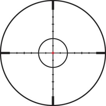 Оптический прицел Leupold VX-R Patrol 1.25-4x20 (30mm) матовый с подсветкой (FireDot SPR) 113769