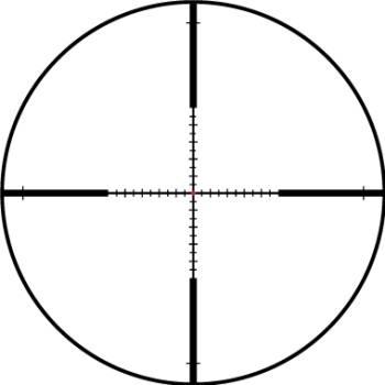 Оптический прицел Leupold VX-R Patrol 3-9x40 (30mm) матовый с подсветкой (FireDot TMR) 113771