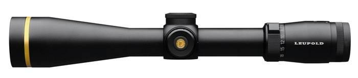 Оптический прицел Leupold VX-6 3-18x44 (30mm) CDS SF матовый с подсветкой, с боковой отстройкой (Boone&Crockett) 115004