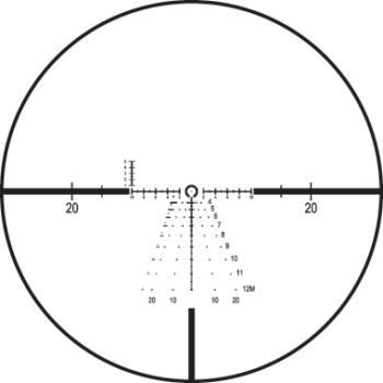 Оптический прицел Leupold Mark 6 3-18x44 (34mm) матовый (Front Focal 7.62 CMR-W) 115292