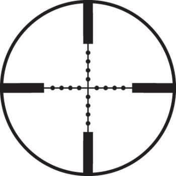 Оптический прицел Leupold Mark AR 6-18x40 (25.4mm) MOD 1 матовый (Mil Dot) 115394