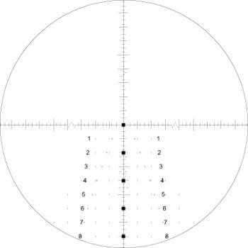 Оптический прицел Leupold Mark 6 3-18x44 (34mm) M5B2 матовый (Tremor 2) 116777